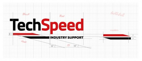 Techspeed_logo project